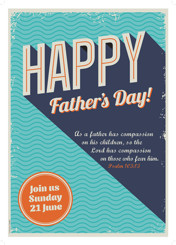 C4558mp happy fathers day posters great designs with a simple happy fathers day posters great designs with a simple message fathers day seasonal material christian publishing and outreach cpo m4hsunfo Choice Image