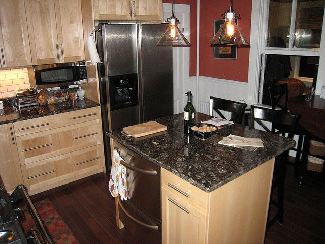 Pin By Michele Hallihan On For Our Home Small Kitchen Island Diy Kitchen Island Kitchen Island With Sink