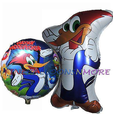 Woody Woodpecker Balloon Birthday Party Supplies | eBay