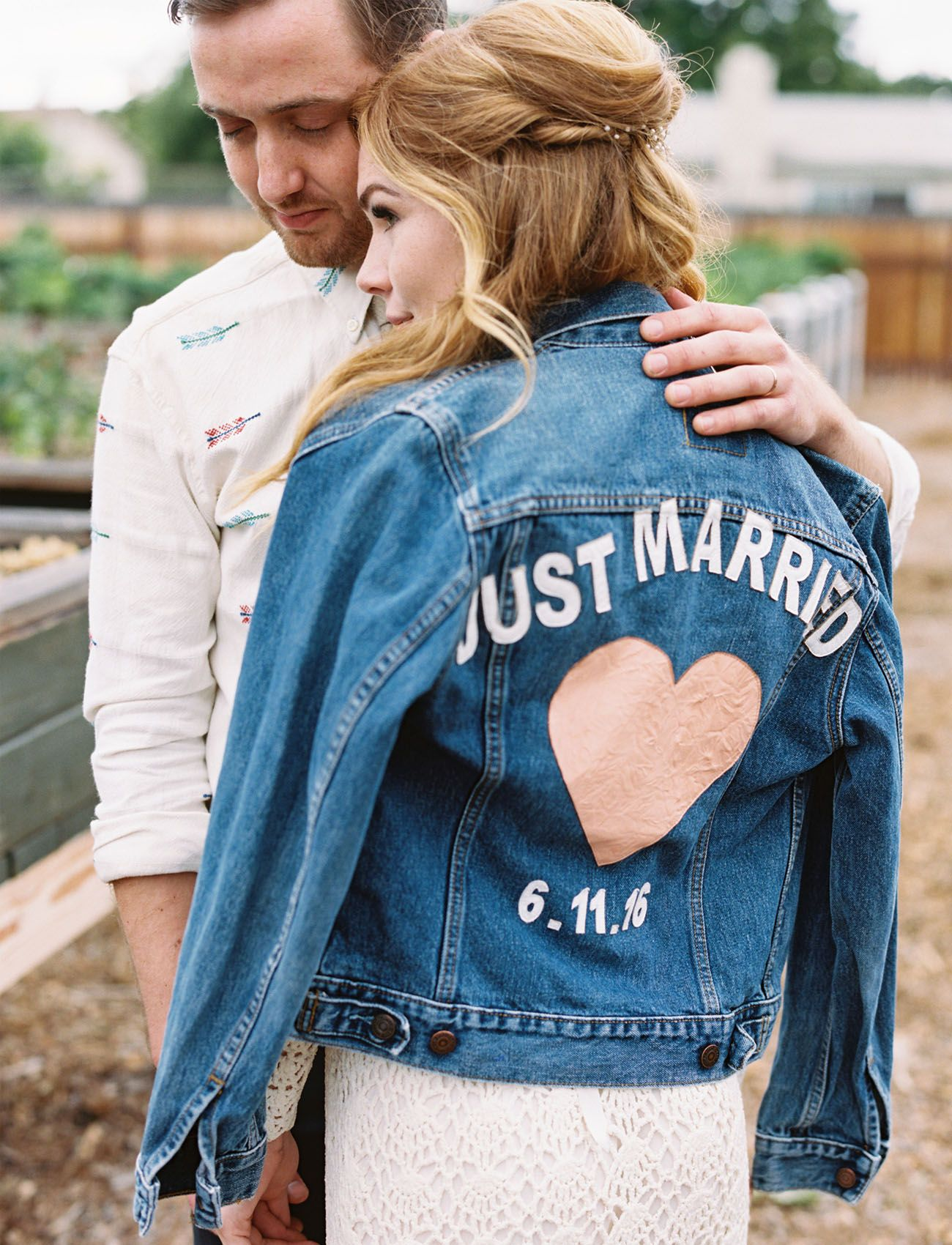 Boho Vintage Urban Farm Wedding: Courtney + Eric | Pinterest ...