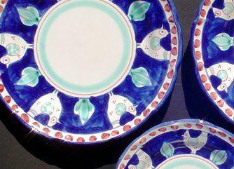 Ceramiche di Vietri Shop On line: le Piastrelle, i Pannelli, le ...