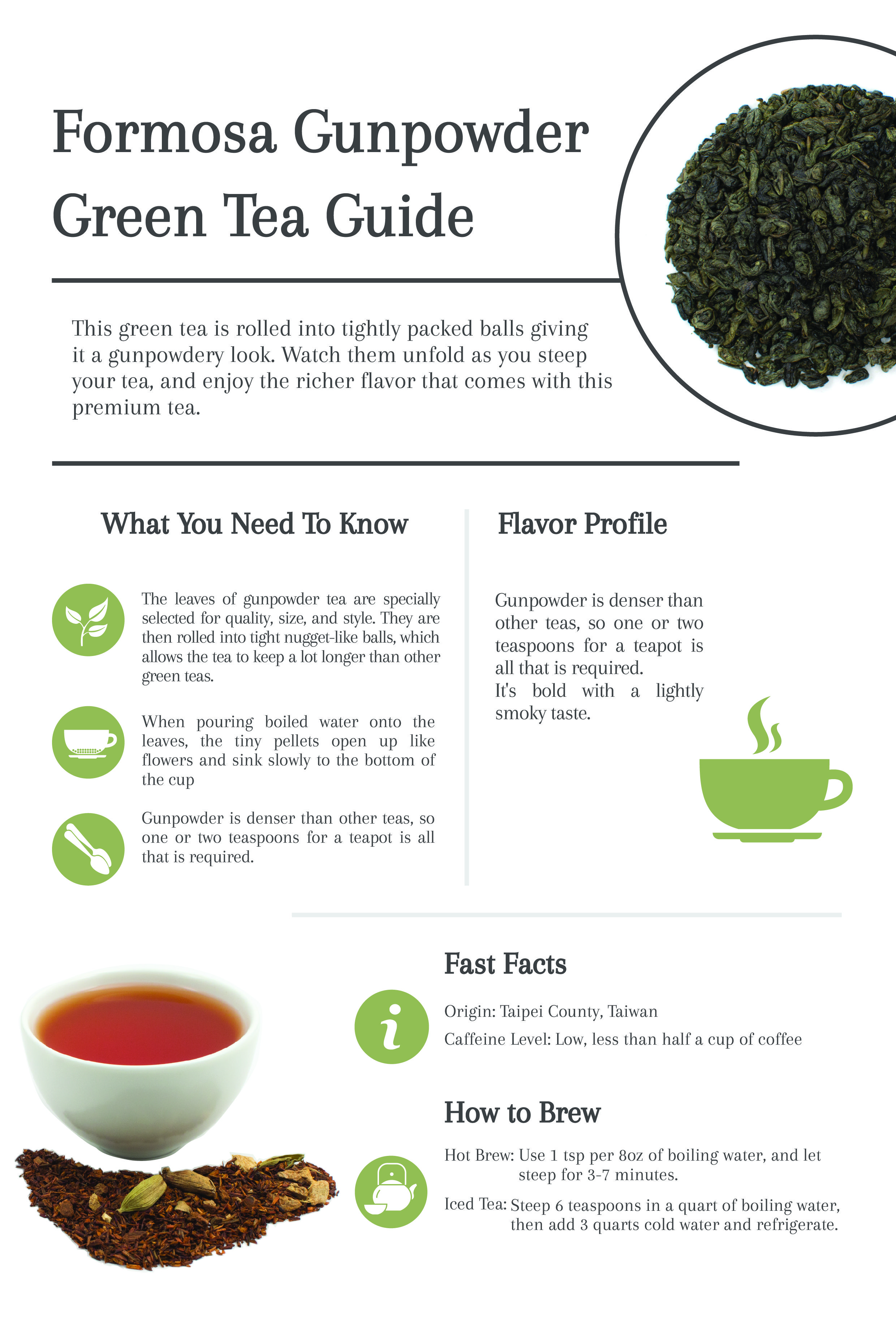 gunpowder green tea | gunpowder green tea, green tea detox