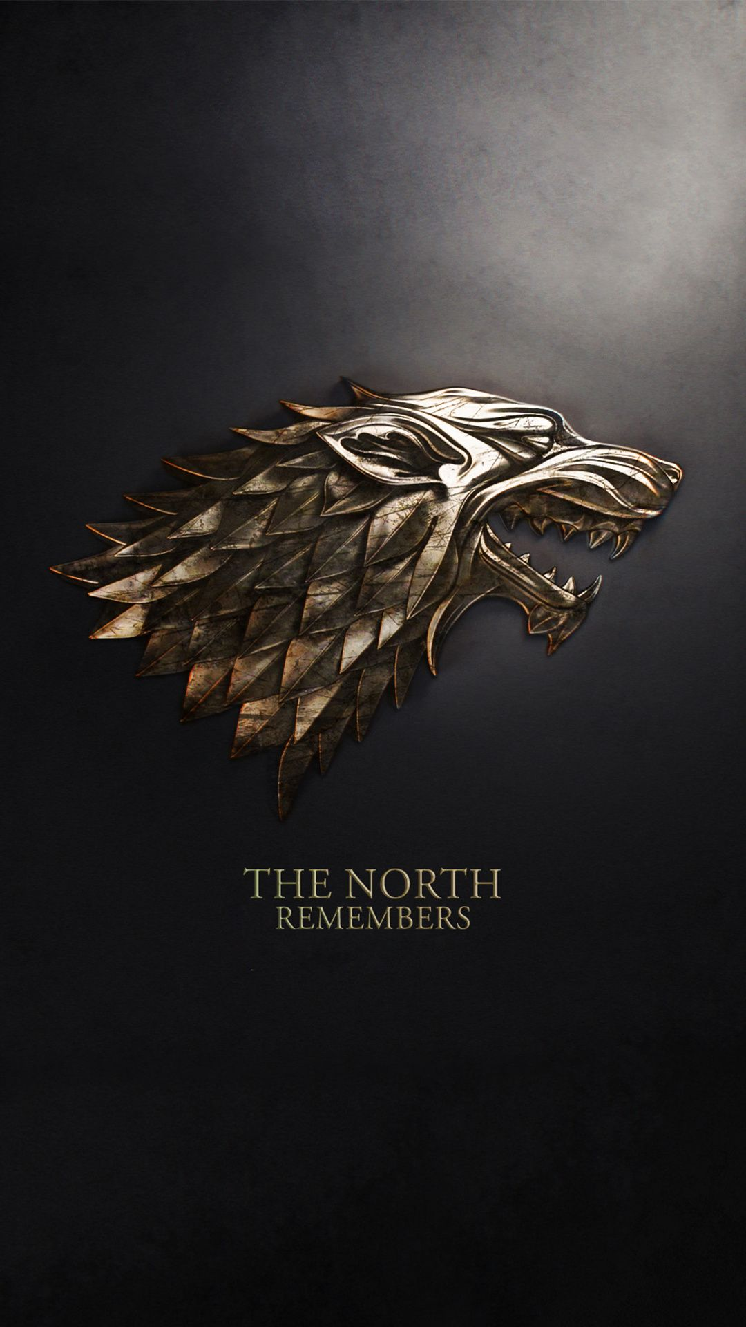 Stark Wolf Family Emblem Coat Of Arms The North Remembers