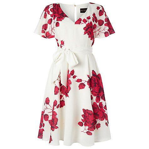 Buy Phase Eight Alice Dress, Ivory Online at johnlewis.com   FASHION ...
