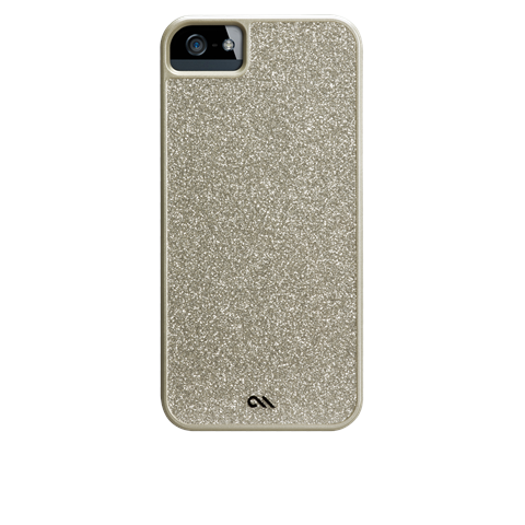 Case-Mate iPhone Glam Case-  Champagne Gold