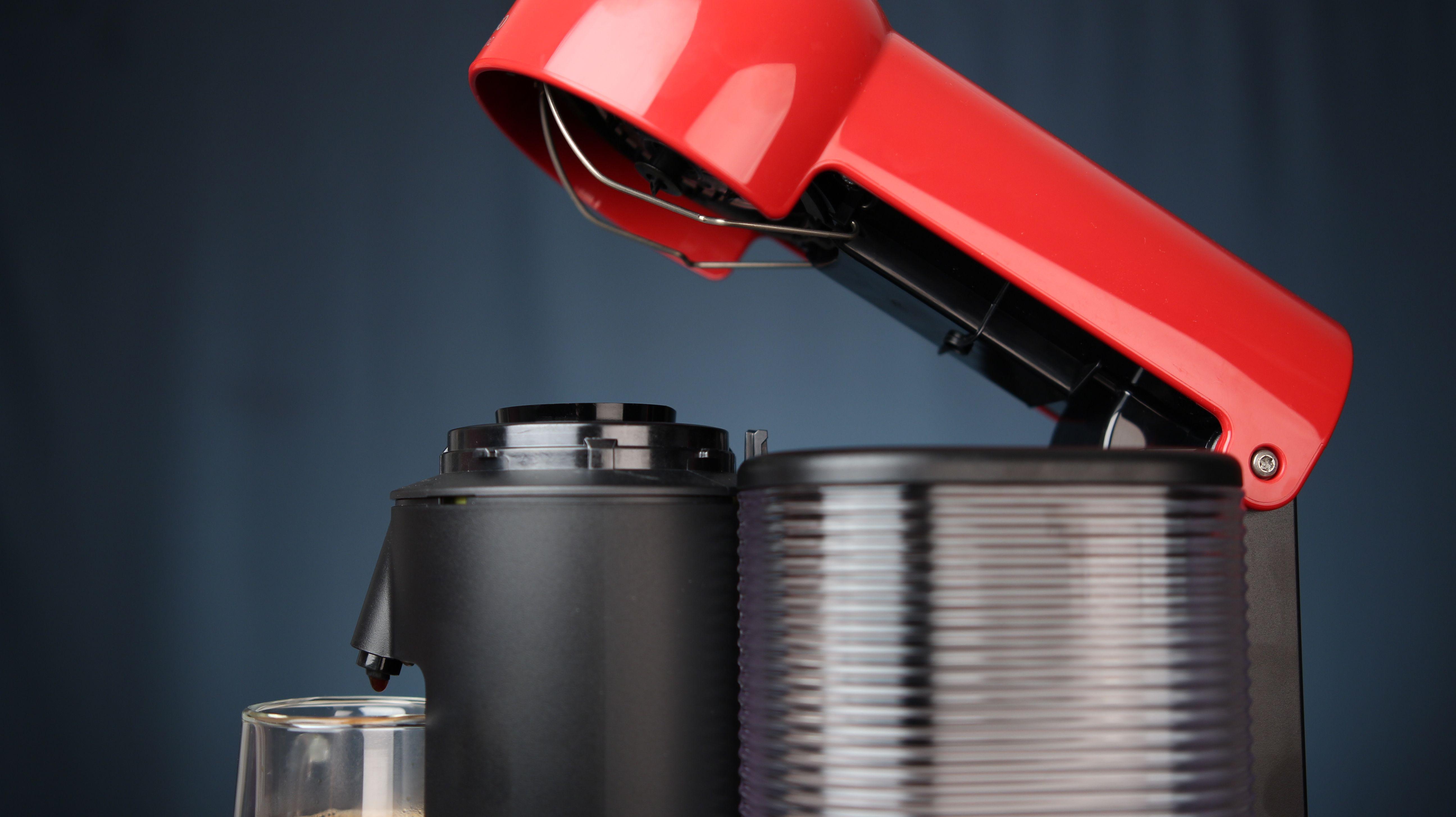Nespresso VertuoLine Brewer - Capsule Holder View. Find ...