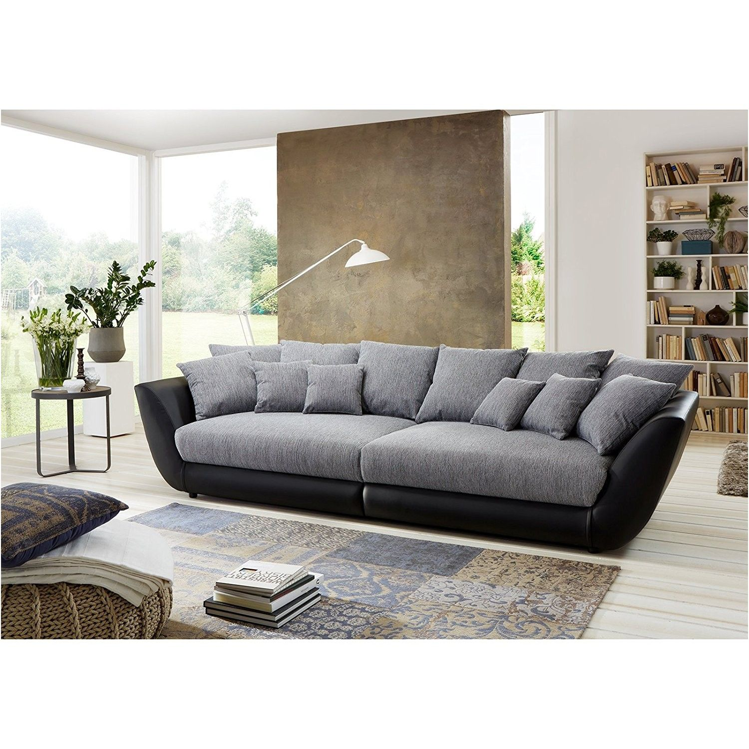 Erfreulich Poco Sofa Mit Schlaffunktion In 2020 Large Living Room Furniture Sectional Sofa With Chaise Living Room Furniture Inspiration