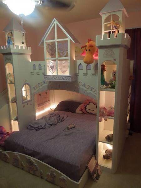 castillo Diseño Pinterest Castillos, Cuarto de bebé y Cuarto