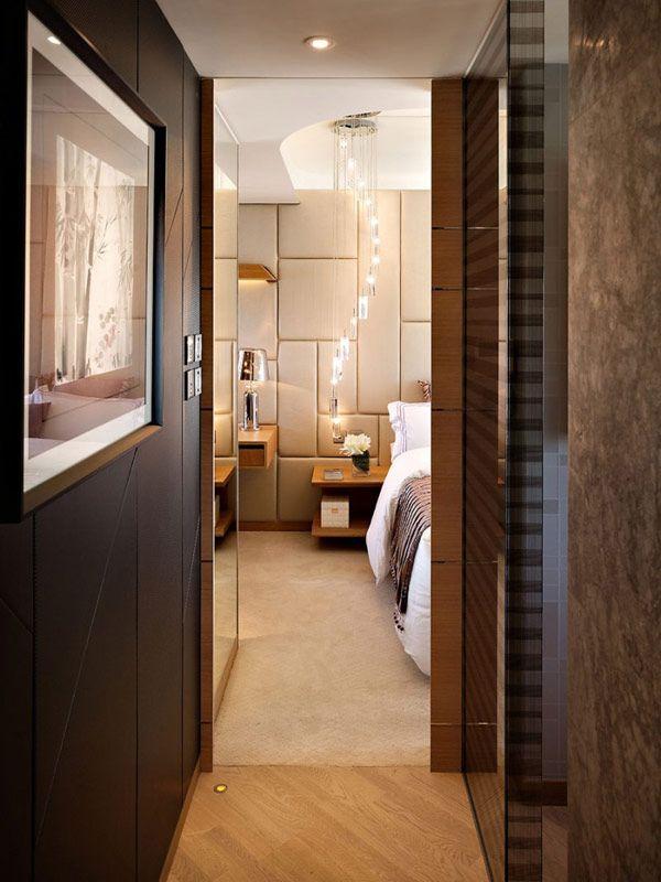 Interior Design Focused On Quality Mont East Flat In Hong Kong Freshome Com Interior Design Apartment Small Apartment Design Home Interior Design