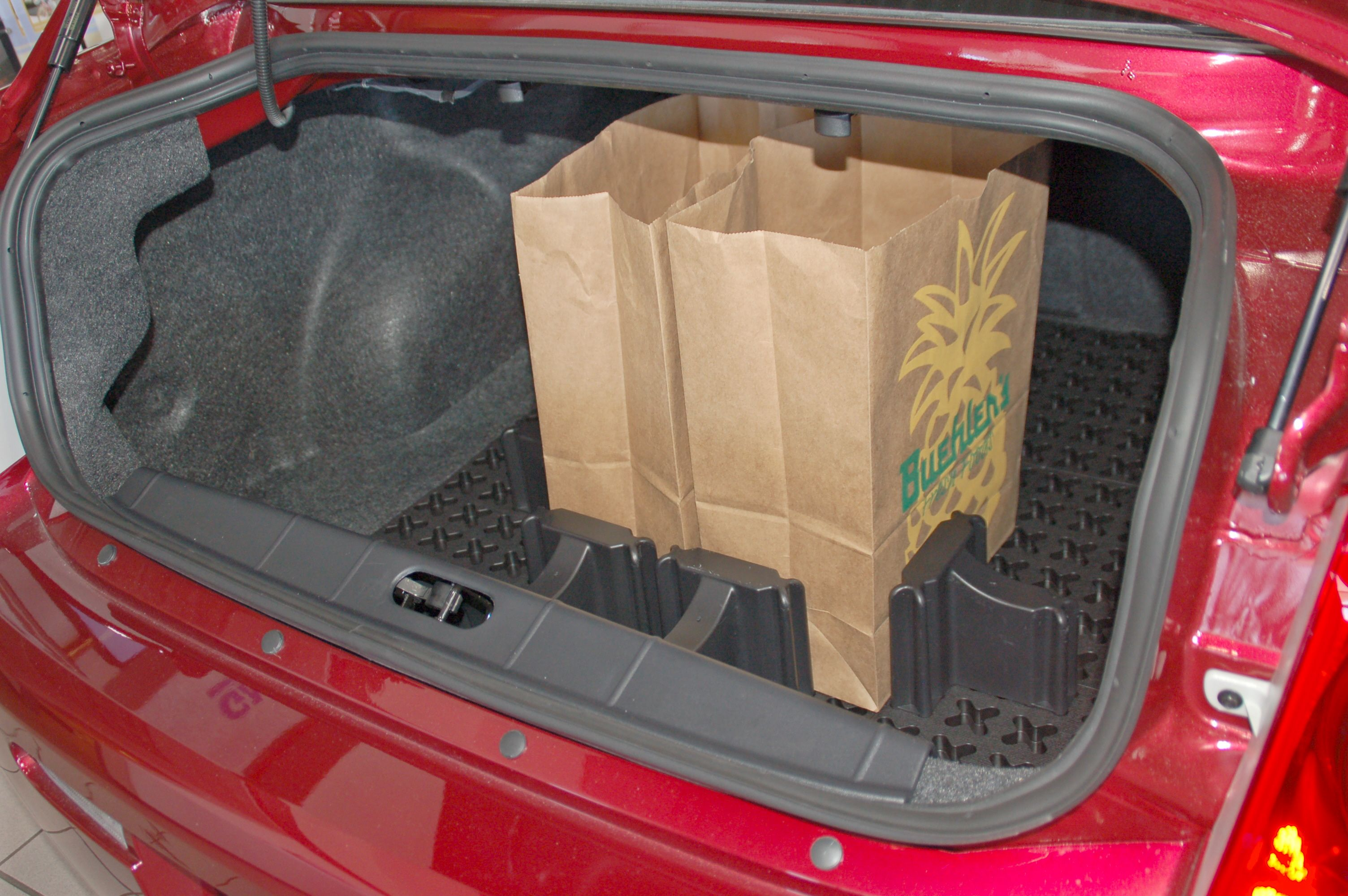 Keep groceries in place with this cargo mat. Tmatproducts