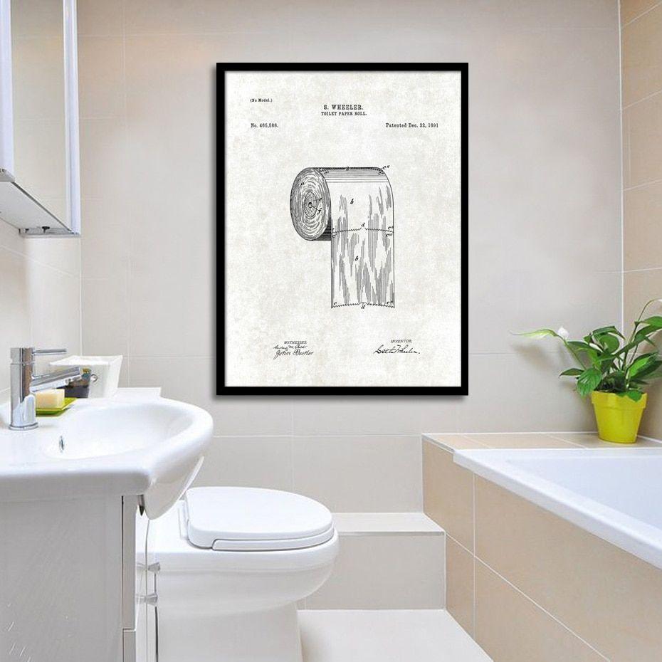 Pin On Bathroom Wall Art