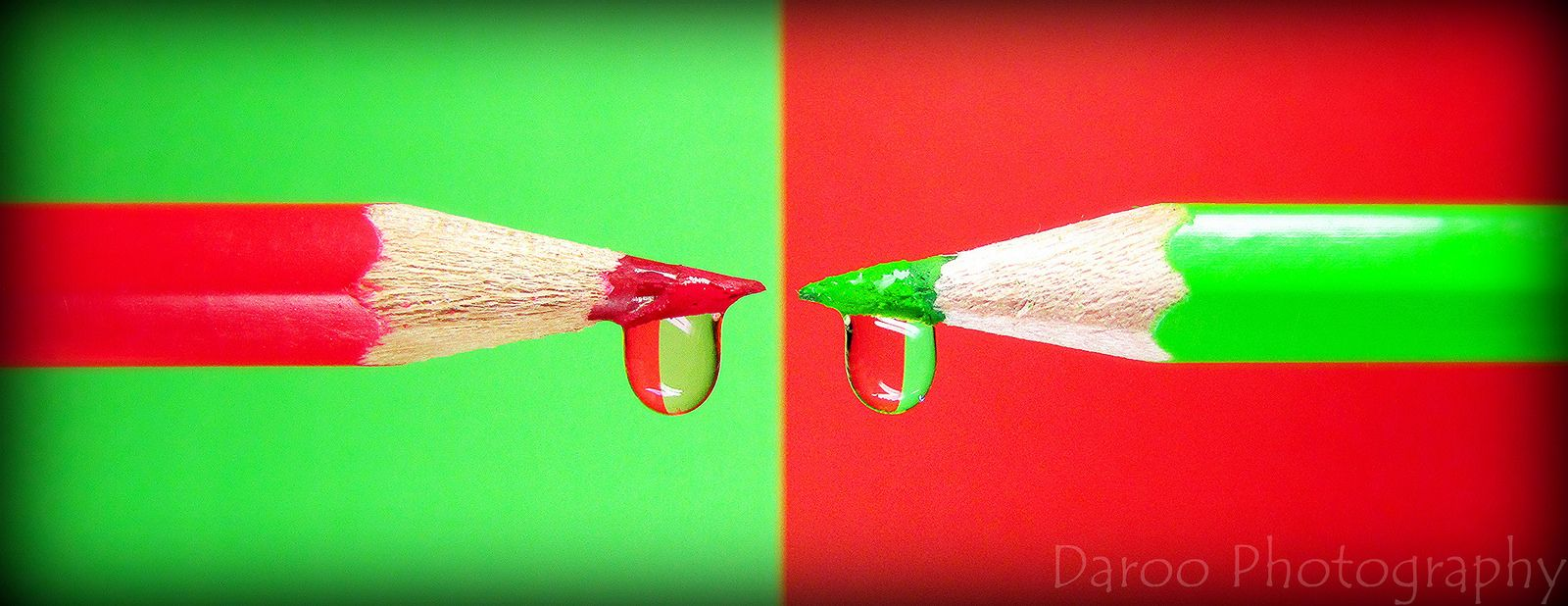 Lapices Y Colores Complementarios Pencils And Complementary Colors Color Exam Motion Photography Color Photography
