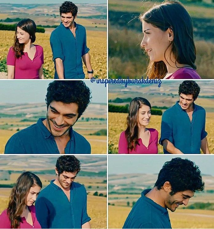 Pin By Toka On Our Story Barfi Madly In Love Bizim Hikaye Turkish Actors Actors Hayat And Murat