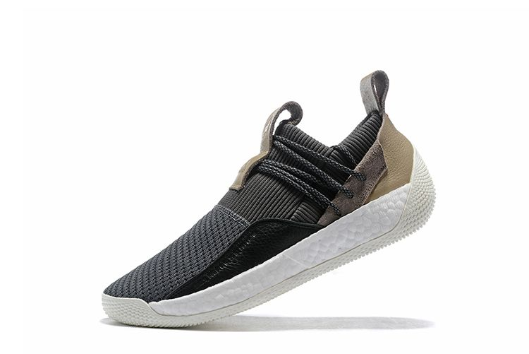 af9568e9eeda 2018 adidas Harden LS 2 Lace Grey Core Black-Running White BB7651