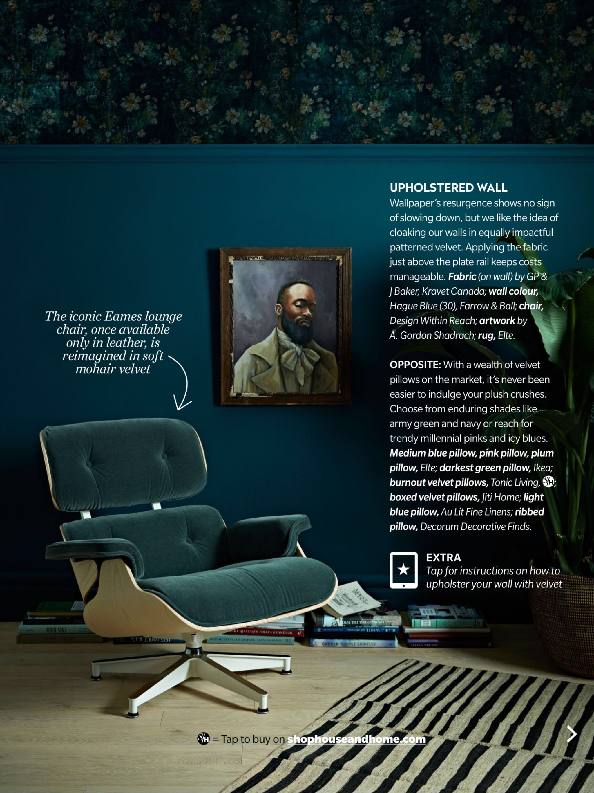 Inspiration From House Home Magazine February 2018 Read It On