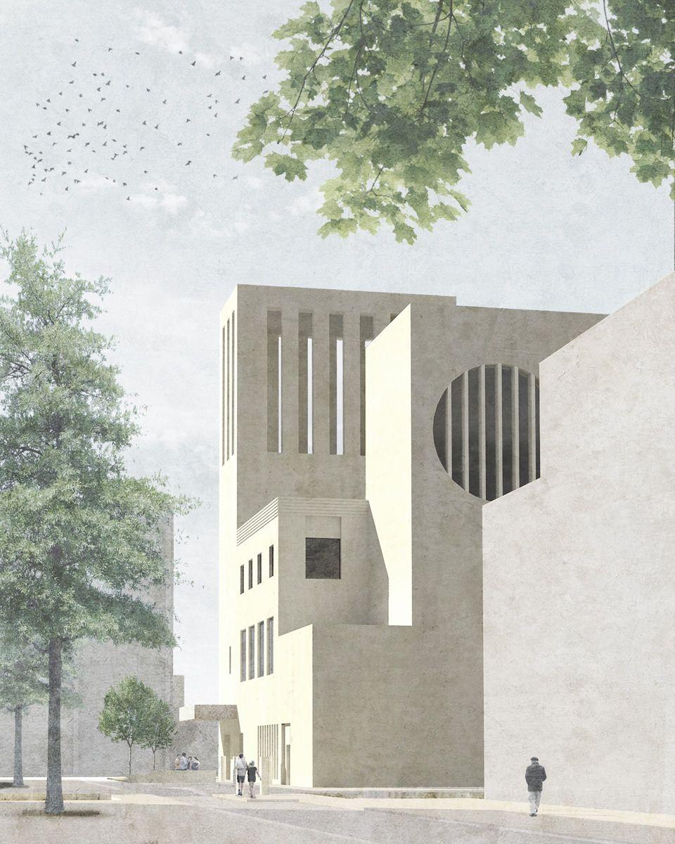HHL-SYDHAVNEN-01 #arquitectonico