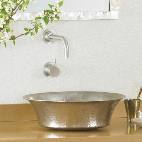 Maestro Bajo Bathroom Sink Available Through Westcan Mechanical