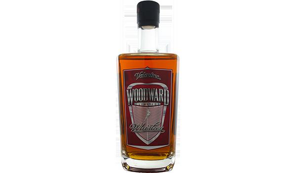 Valentine Distilling Woodward Limited Whiskey American