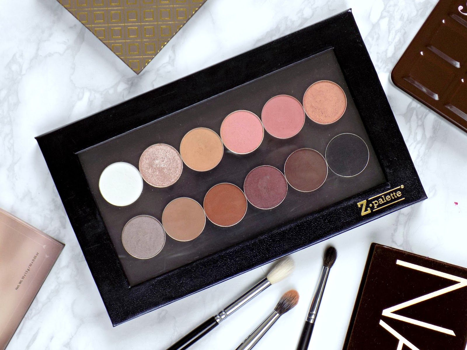 'Create your own eyeshadow palette' tag, my perfect