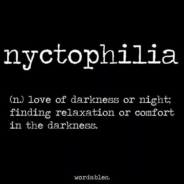 Nyctophilia N Nyctophilia Cloud Quotes Dark Quotes Words