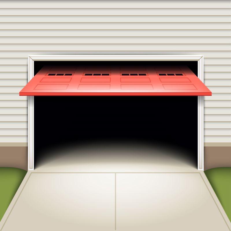 Comment bien choisir sa porte de garage? - choisir une porte d entree