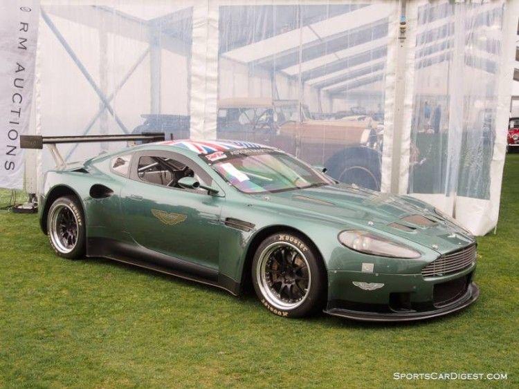 2006 Aston Martin Dbrs9 Sports Racer Autos 2000 Pinterest