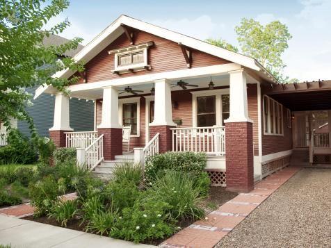 beautiful bungalows - Craftsman Home 2015
