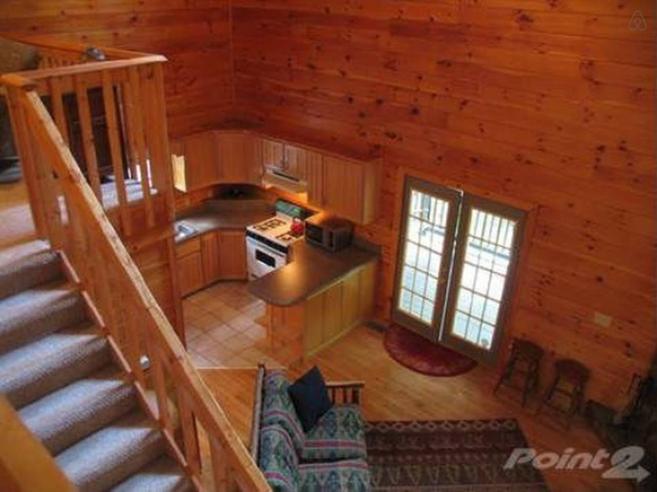Private Beautiful Cabin On 6 Acres Vacation Rental In Blue Ridge