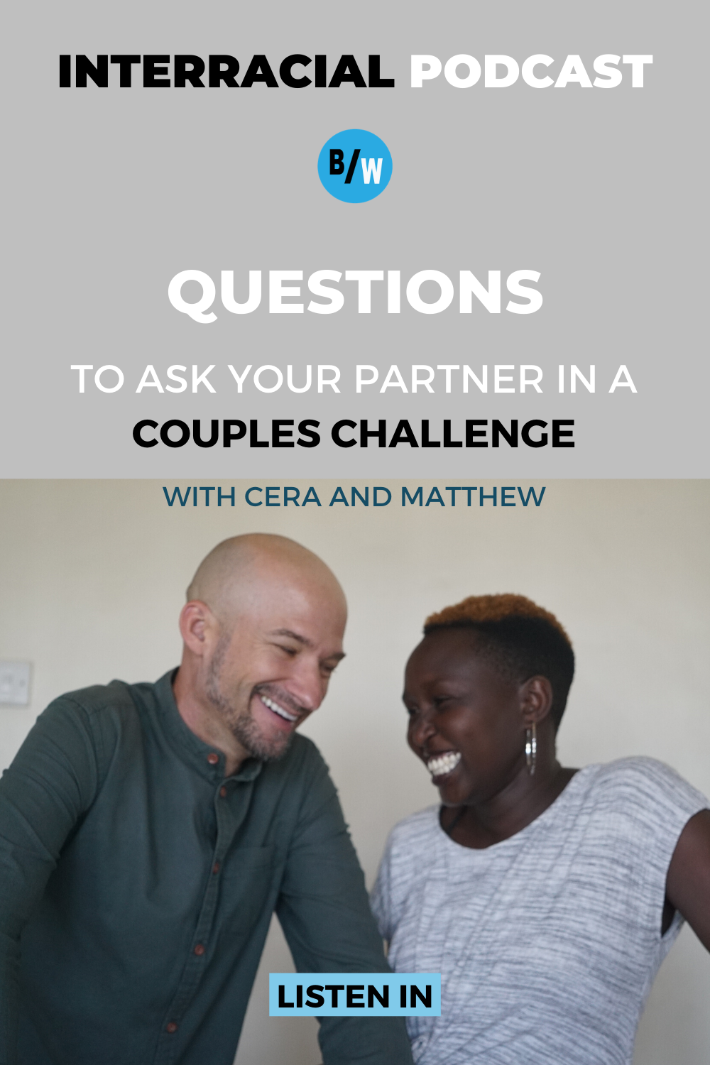 Tiktok Interracial Couples Challenge How Well We Know Each Other Black And White Love Interracial Couples Couples Challenges Interracial