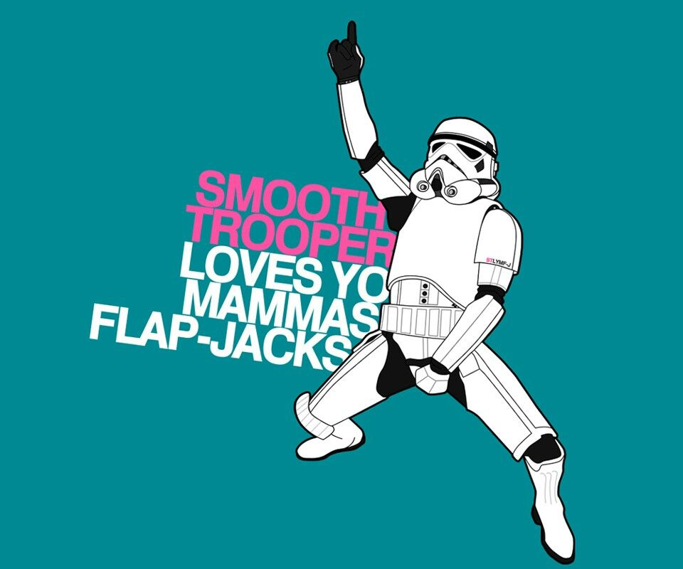 Stormtrooper smooth trooper fun art wallpaper high quality and resolution wallpapers on hqwallbase
