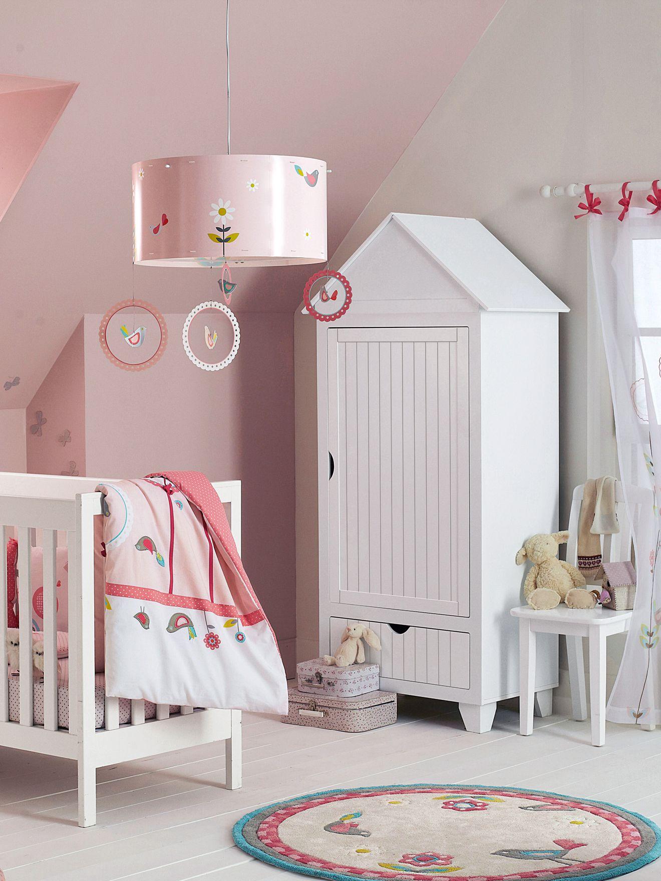 Armoire cabine de plage avec penderie enfants www for Penderie chambre enfant