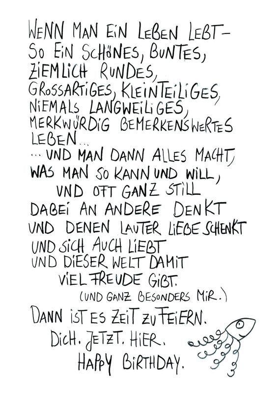 Postcard Celebration-eDITION GUTE GEISTER #diygeburtstagsgeschenke