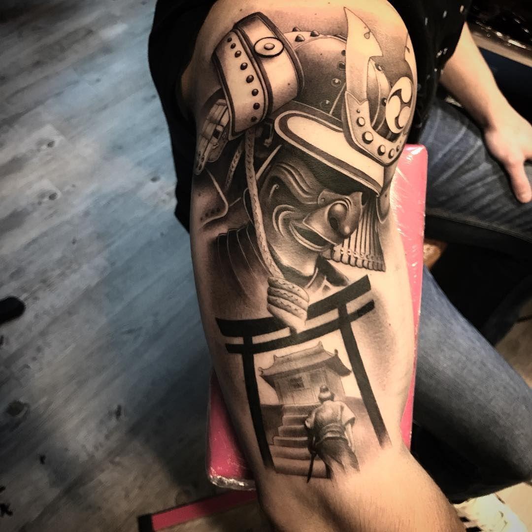 Tatuajes Guerreros Japoneses