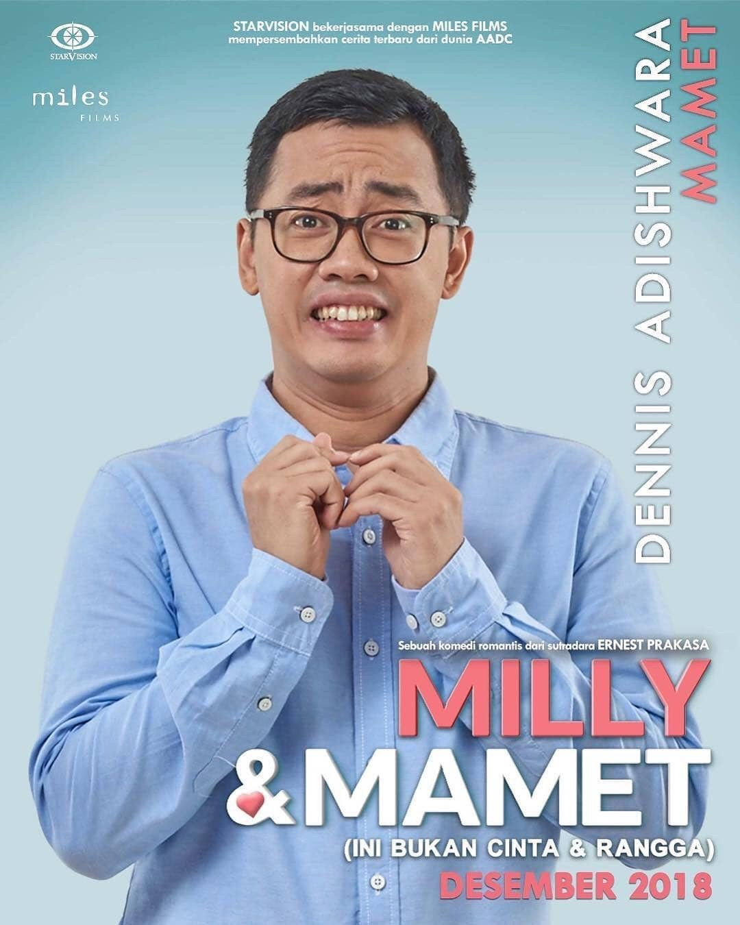 Nonton Film Milly Dan Mamet Full Movie : nonton, milly, mamet, movie, Milly, Mamet, Movies,, Movie,