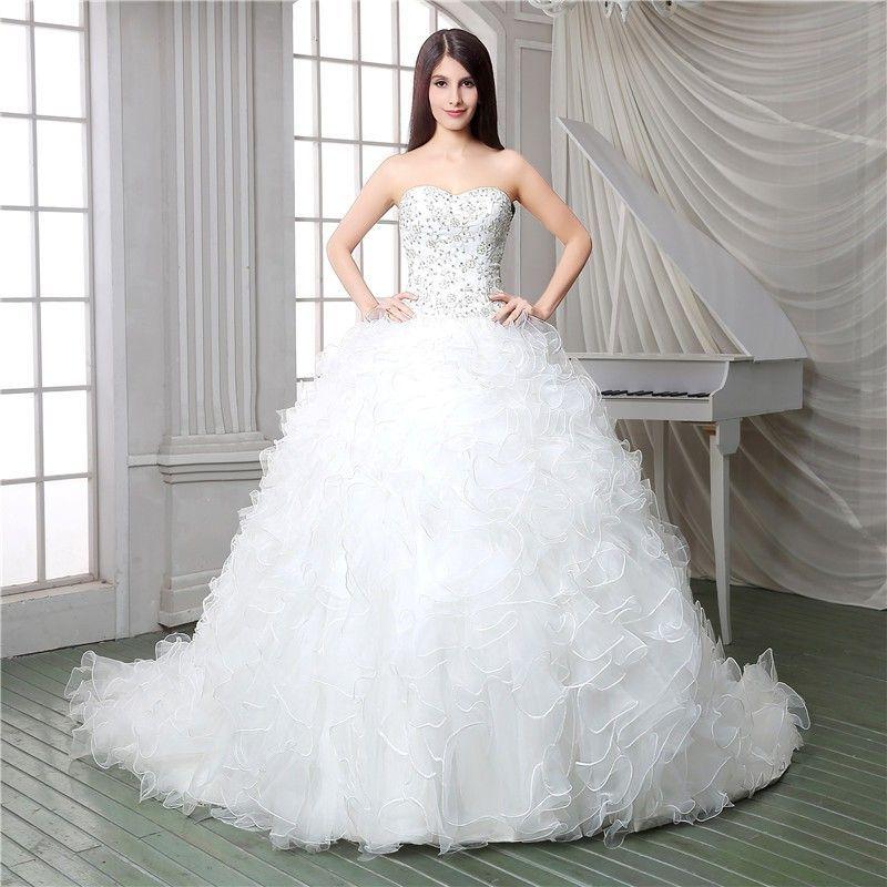 Nice 60 corset style wedding dresses ideas royal ball