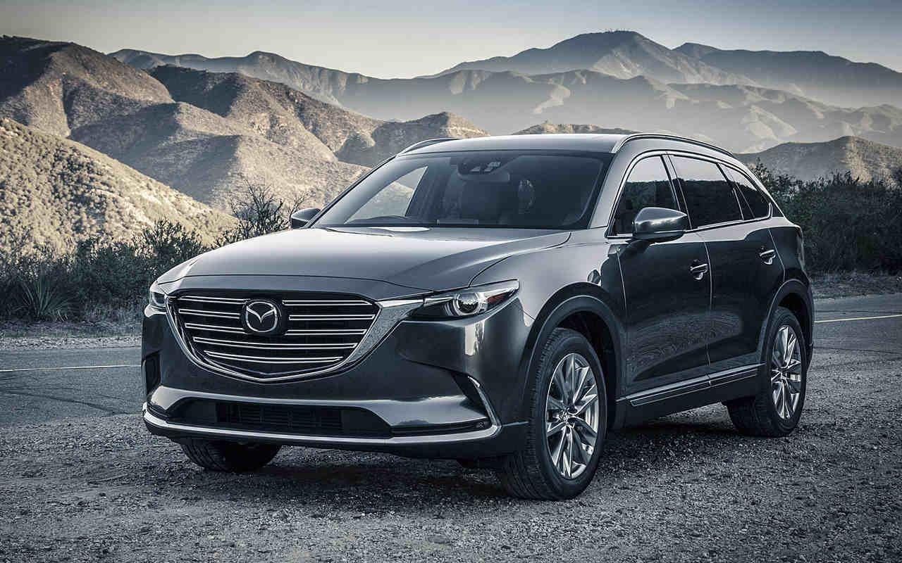 Inspirational 2016 Mazda 9