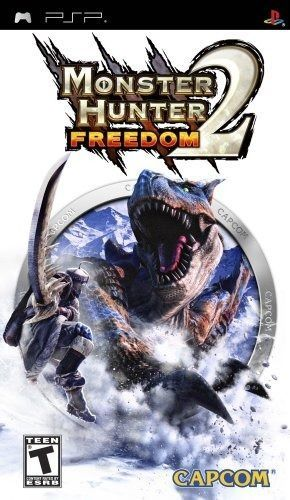 Monster Hunter Freedom 2 - Sony Psp | Products in 2019
