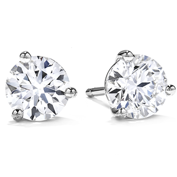 The beautiful Hearts on Fire Studs are the perfect gift!