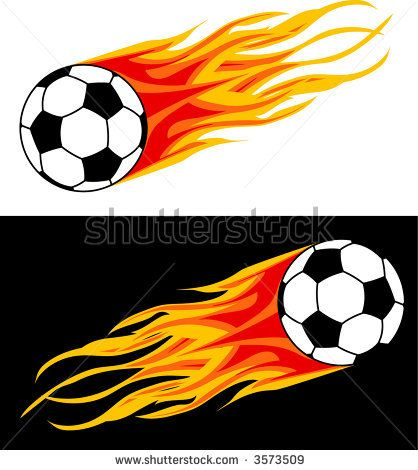Flaming Soccer