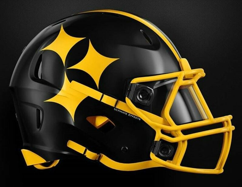 Pin By Rob G On Football Helmet Pittsburgh Steelers Helmet Nfl Football Steelers Steelers Football