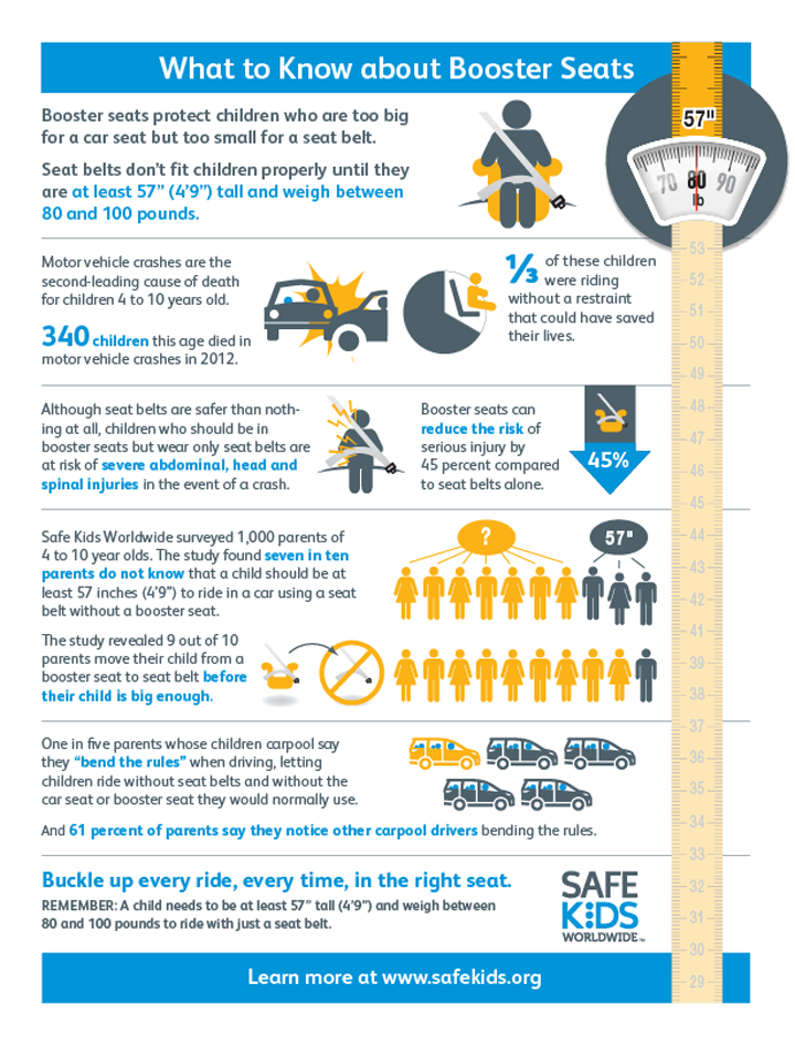 ... transition to a booster seat or seat belt | Kids cars, Facts and Cars