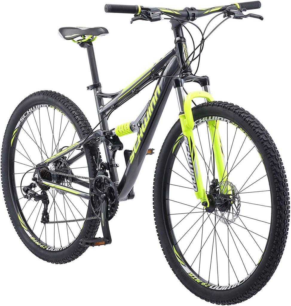 Schwinn Traxion FullSuspension Mountain Bike 36 Customer