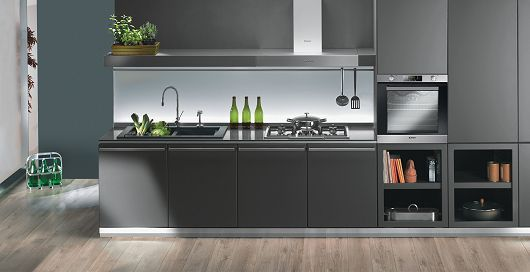 Candy launches new FXP609X Maxi oven | Kitchens Review