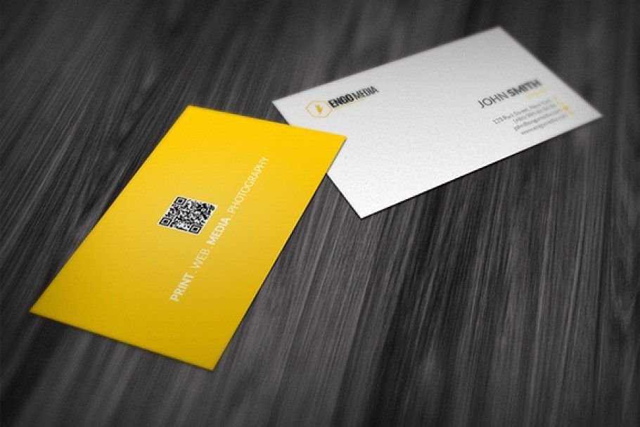 Creative Corporate Business Card 06 Sponsored Quot Size Amp