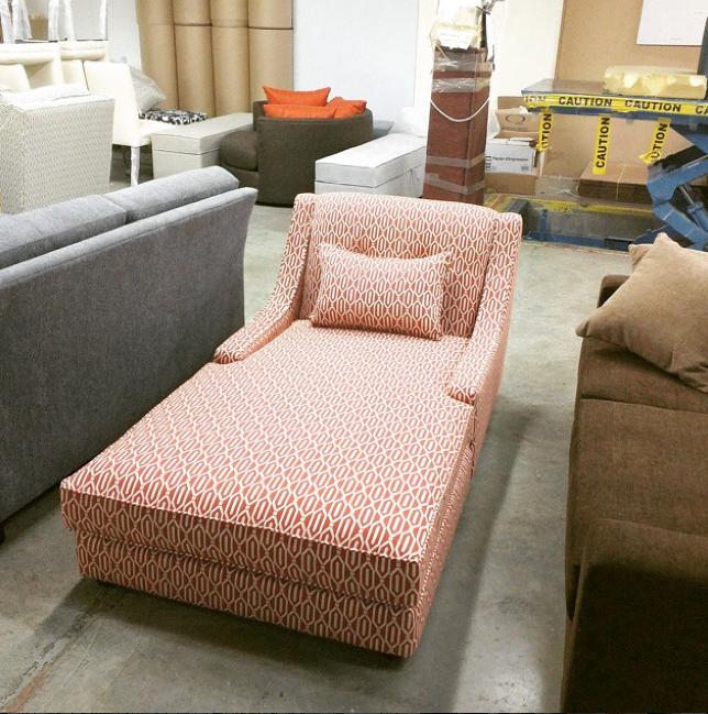 Brittney Chaise Lounge