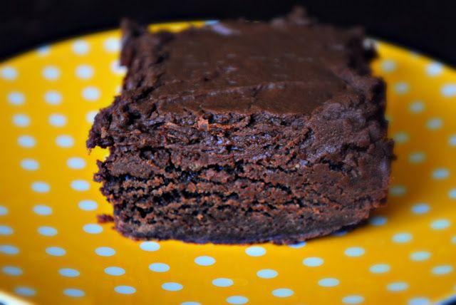 Simply Scratch » Jan's Brownies {A Redo!}