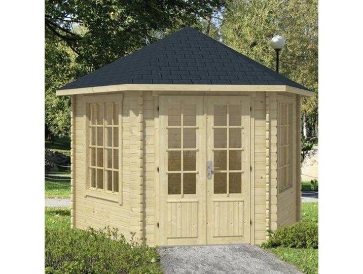 354 cm x 316 cm garden house Pemberly