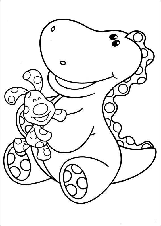 Blue\'s Clues Ausmalbilder 23 | Tegninger til farvelægning ...