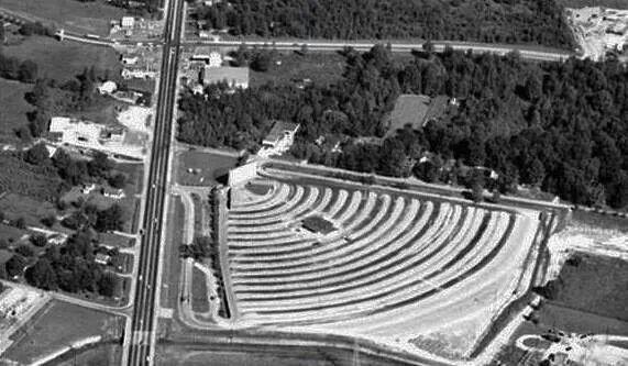 Preston Drive In 6705 Hwy Louisville Ky 1950 S