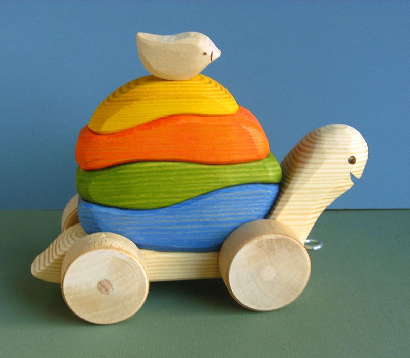 Waldorf Puzzles | Hand Made Wooden Toys | Peace Fleece